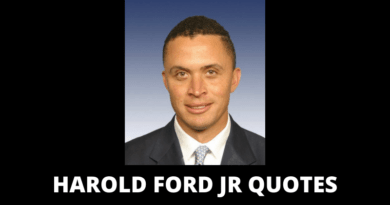 Harold Ford Jr Quotes featured