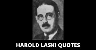 Harold Laski Quotes featured