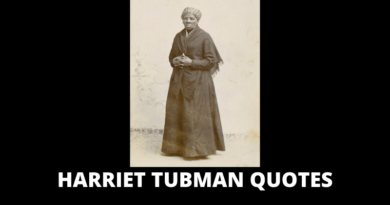 Motivational Harriet Tubman Quotes