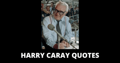Harry Caray Quotes featured