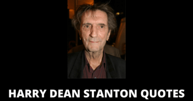 Harry Dean Stanton Quotes featured