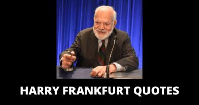 Harry Frankfurt Quotes featured