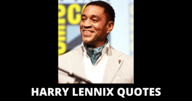 Harry Lennix quotes featured