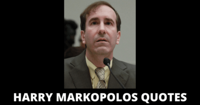 Harry Markopolos Quotes featured