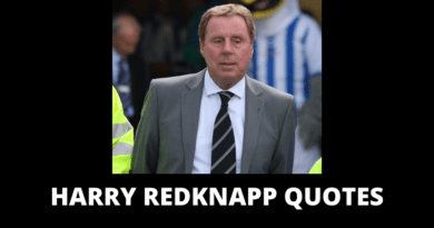 Harry Redknapp Quotes featured