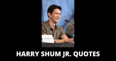 Harry Shum Jr quotes featured