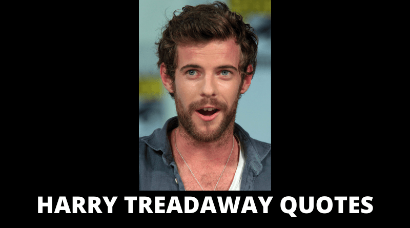 Harry Treadaway Quotes featured