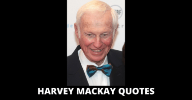 Harvey Mackay Quotes featured