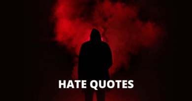 Hate Quotes Featured