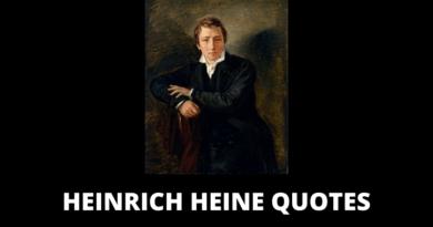 Heinrich Heine quotes featured