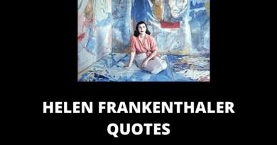 Helen Frankenthaler quotes featured