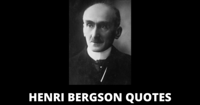 Henri Bergson Quotes featured