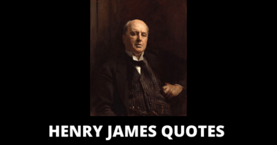Henry James quotes featured