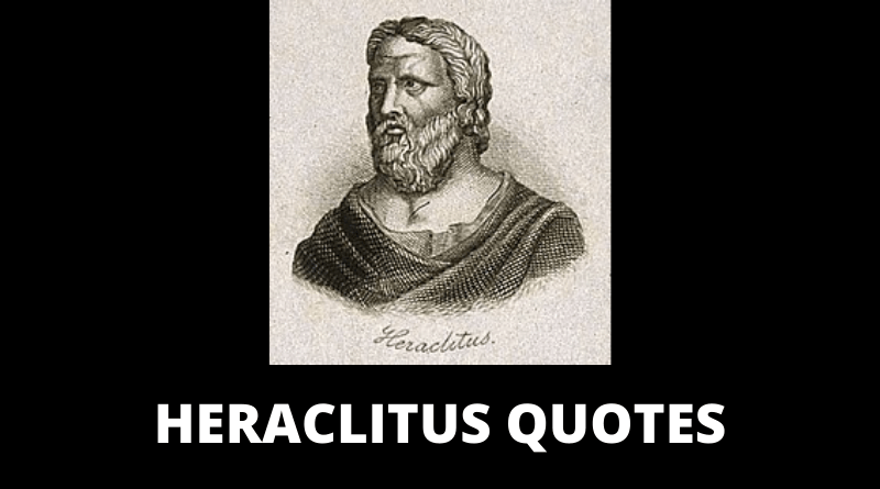 Heraclitus quotes featured