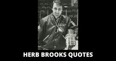 Motivational Herb Brooks Quotes