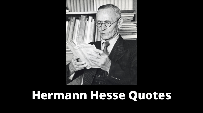 Hermann Hesse Quotes feature
