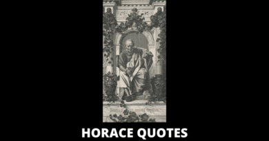 Horace Quotes featured