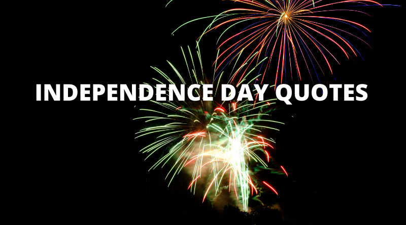 Independence Day Quotes Featured
