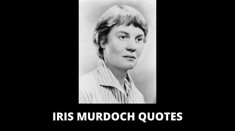Iris Murdoch Quotes featured