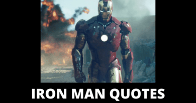 Iron Man Quotes featured