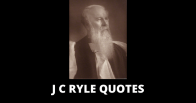 J C Ryle Quotes featured