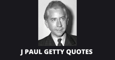 J Paul Getty Quotes featured