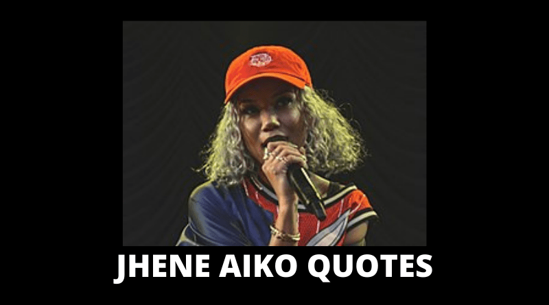 JHENE AIKO QUOTES Featured