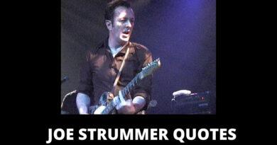 JOE STRUMMER QUOTES FEATURED