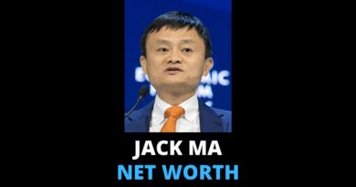 Jack Ma Net worth featured