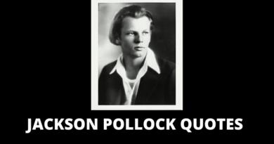 Jackson Pollock quotes featured