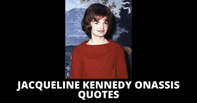 Jackie Kennedy quotes featured