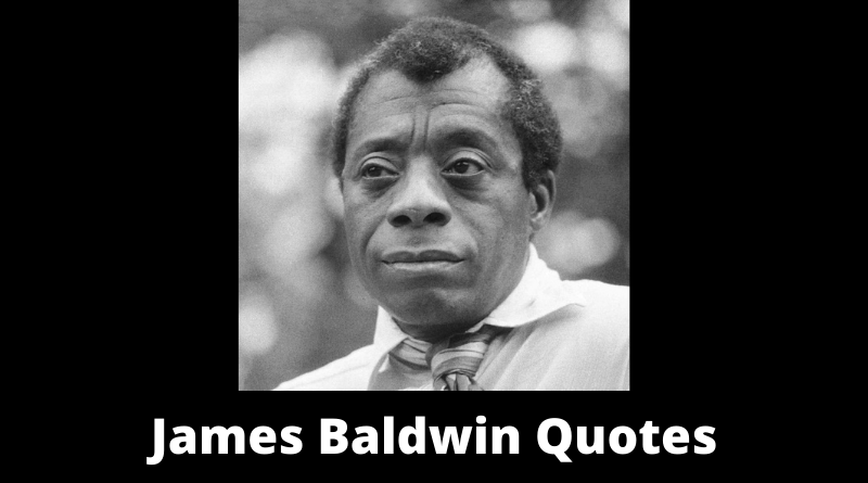 James Baldwin Quotes featured