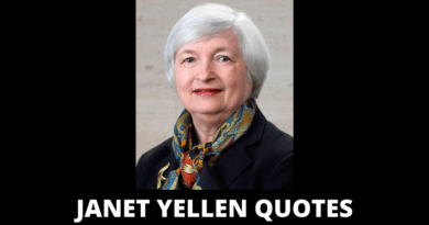 Janet Yellen Quotes featured