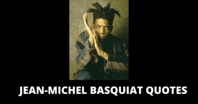 Jean Michel Basquiat Quotes feauted