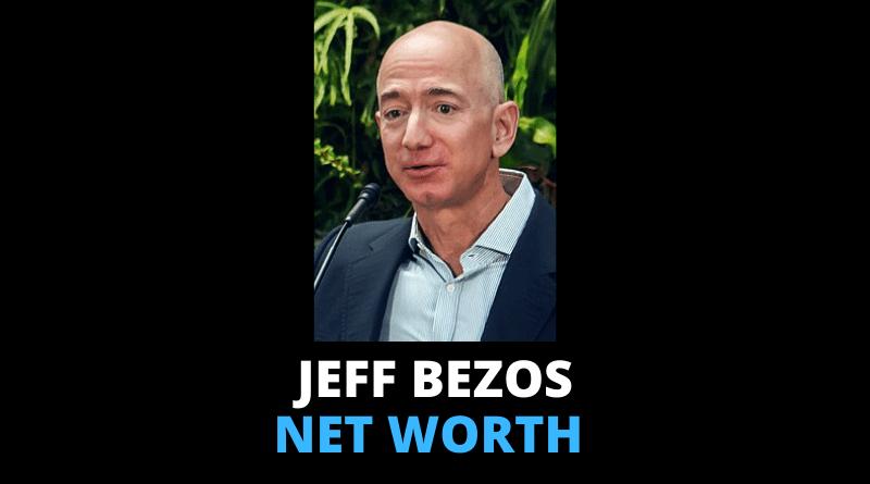 Jeff Bezos Net Worth Featured