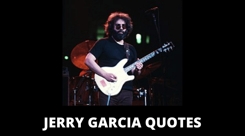 Jerry Garcia quotes featured
