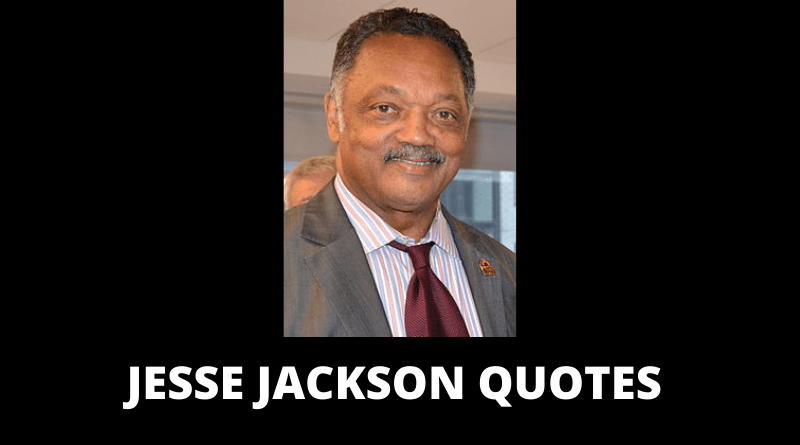 Jesse Jackson quotes featured
