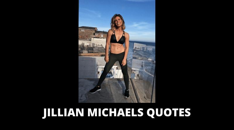 Jillian Michaels Quotes featured