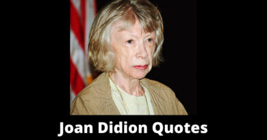 Joan Didion Quotes featured