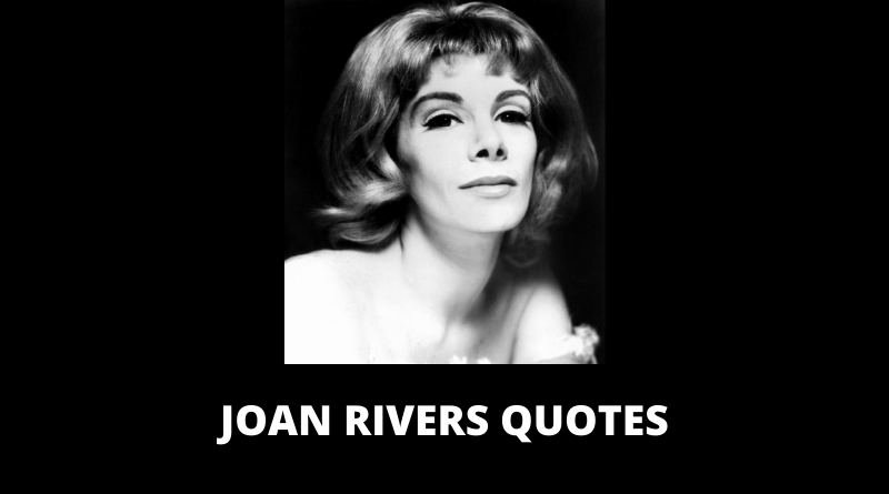 Joan Rivers Quotes featured