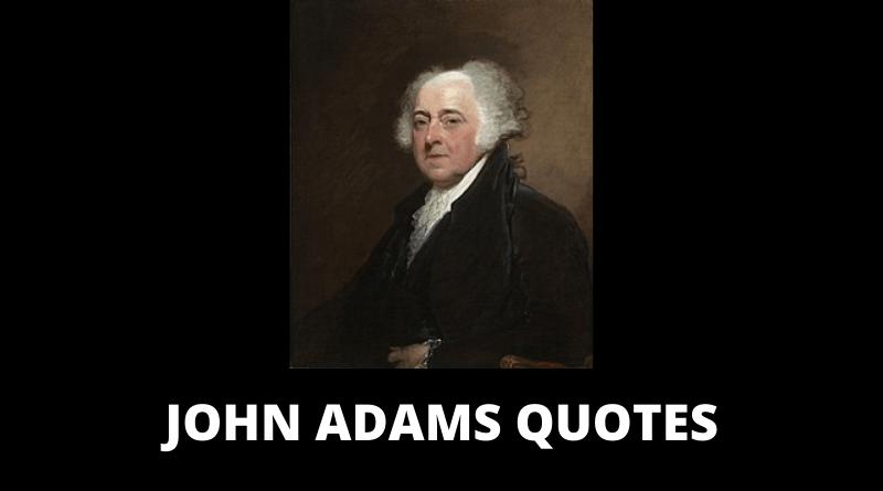 John Adams Quotes featured