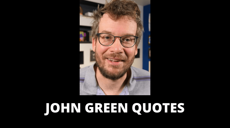 John Green quotes featured