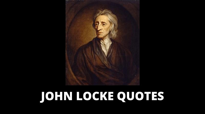 John Locke quotes featured