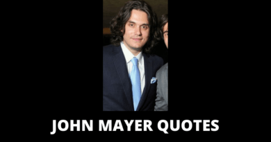 John Mayer quotes featured