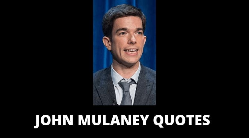 John Mulaney quotes featured