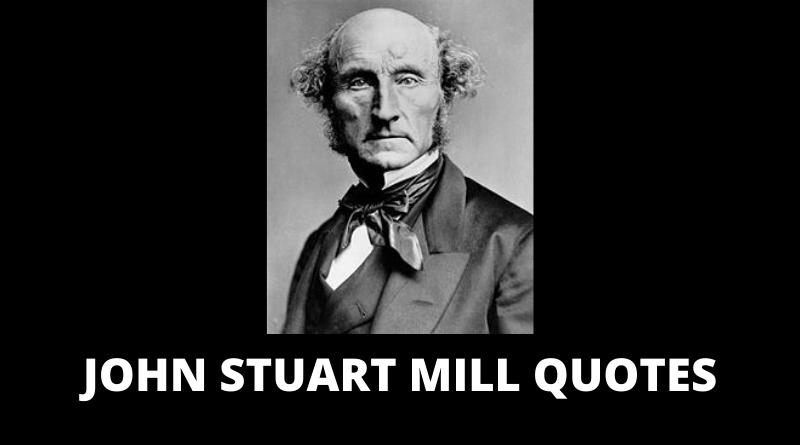 John Stuart Mill quotes featured