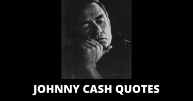 Johnny Cash Quotes featured New