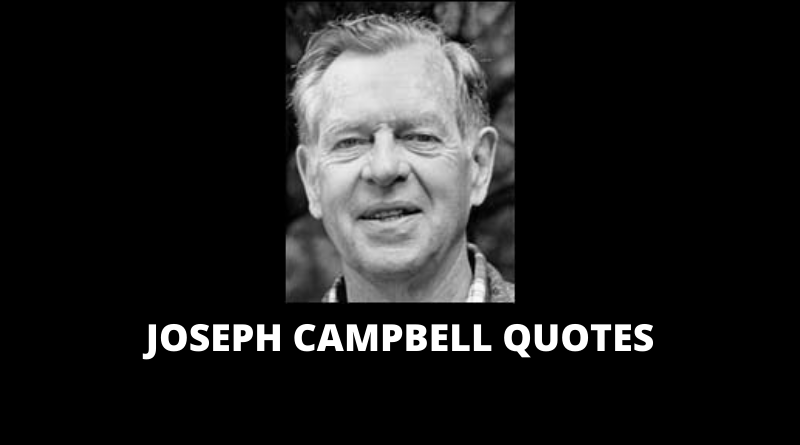 Joseph Campbell Quotes featured