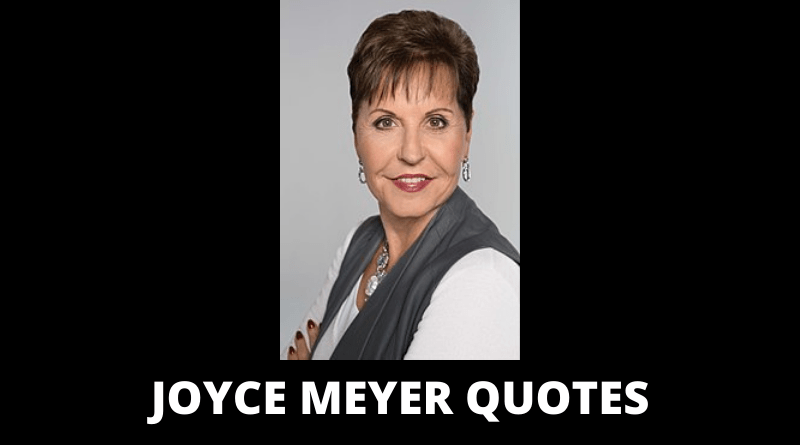 Joyce Meyer Quotes feature