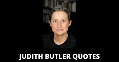 Judith Butler Quotes featured